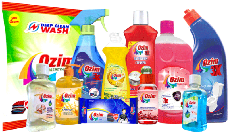 Ozim Home Care Product